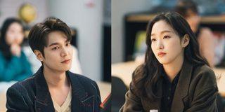 Lee Min Ho có động thái lạ, fan liên tưởng đang tương tư Kim Go Eun