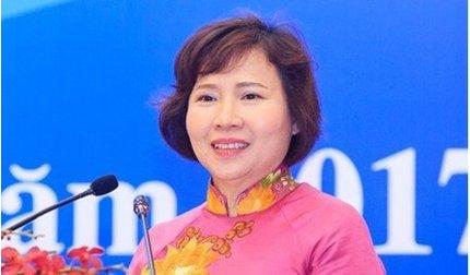 Truy nã cựu Thứ trưởng Hồ Thị Kim Thoa