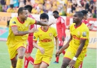 Đội hình tiêu biểu vòng 9 V.League: Sao Nam Định góp mặt