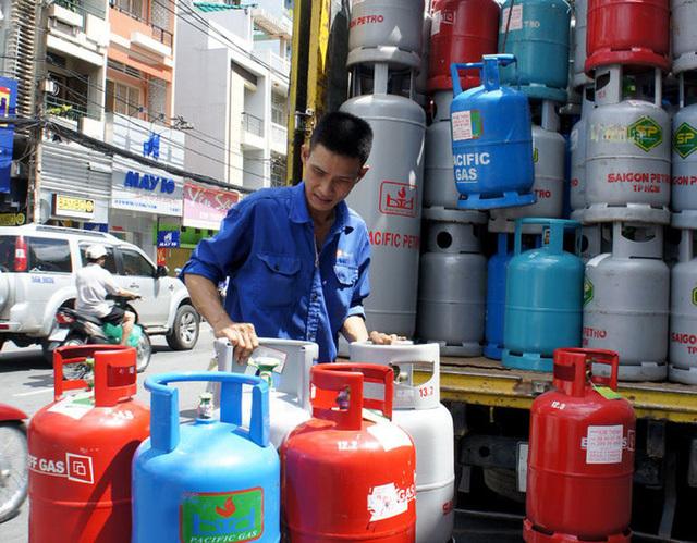 Giá gas hôm nay 14/7: Giảm do dịch COVID-19 đang tăng cao