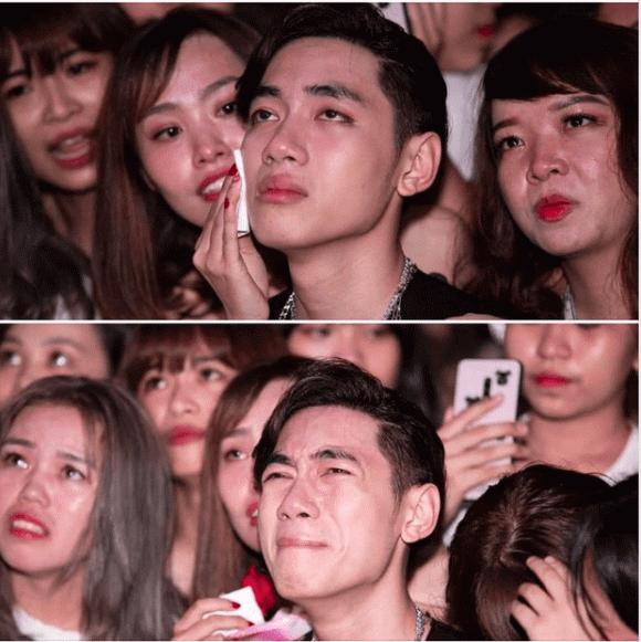 K-ICM lên tiếng về khoảnh khắc nức nở tại mini concert mừng sinh nhật