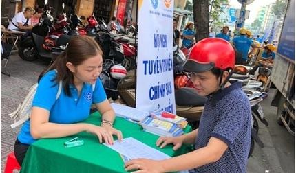 90.000 người đăng ký trong Lễ ra quân hưởng ứng Ngày BHYT Việt Nam