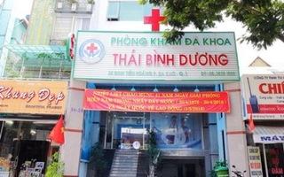 Phòng khám sử dụng bác sĩ 'rởm' bị tước giấy phép hoạt động