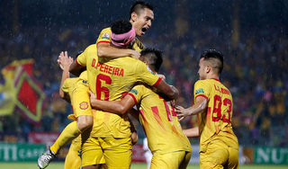 Lịch thi đấu 4 vòng đấu cuối của DNH Nam Định ở lượt đi V.League