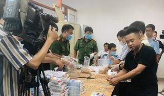 Bắt giữ 19kg ma túy tổng hợp vận chuyển qua sân bay quốc tế Nội Bài