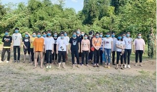 Lại phát hiện 29 người nhập cảnh trái phép vào Quảng Ninh