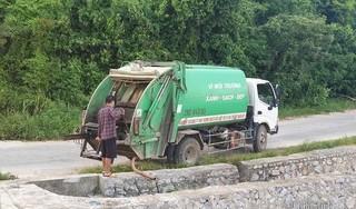 Xử phạt công ty môi trường xả nước thải ra biển Cô Tô