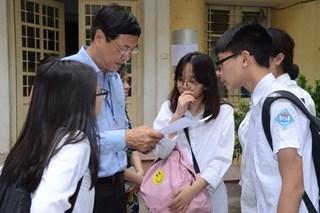 Đáp án đề thi môn sinh chuyên vào lớp 10 Hà Nội năm 2020 -THPT Chuyên KHTN
