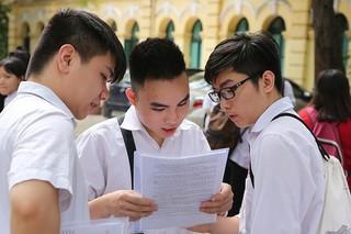 Đáp án đề thi môn Lý vào lớp 10 Hà Nội năm 2020 -THPT Chuyên Sư phạm HN