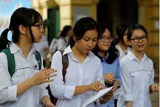 Đáp án đề thi môn Ngữ Văn vào lớp 10 tỉnh Hà Tĩnh năm 2020