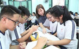 Đáp án đề thi môn Toán vào lớp 10 Hà Nội năm 2020 -THPT Chuyên Sư phạm HN