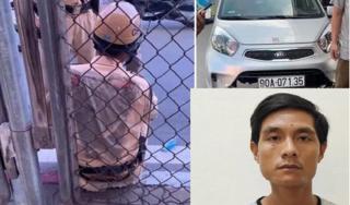 Khởi tố tài xế ô tô kéo lê CSGT hàng chục mét ở Hà Nội
