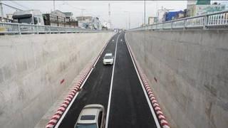 Chính thức thông xe hầm chui N2 tại nút giao thông An Sương