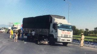 """Tin tức tai nạn giao thông ngày 15/7: Tai nạn ở """"điểm đen"""" phía nam cầu Quán Hàu"""