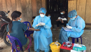 Đắk Lắk ghi nhận một trường hợp thai phụ dương tính bạch hầu