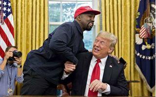 Nam rapper Kanye West bất ngờ từ bỏ cuộc đua tranh cử Tổng thống Mỹ