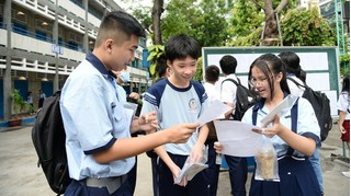Đáp án đề thi môn Ngữ Văn vào lớp 10 THPT tỉnh Bình Thuận năm 2020