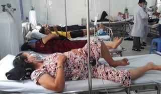 Gần 100 người nhập viện sau bữa tiệc của công ty thuốc trừ sâu