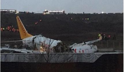 Tin tức thế giới 16/7: Rơi máy bay trinh sát Thổ Nhĩ Kỳ, 7 nhân viên an ninh thiệt mạng