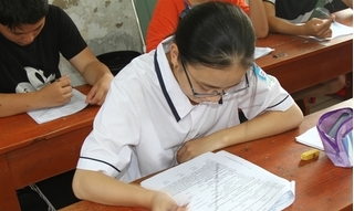 Đáp án đề thi môn Anh vào lớp 10 tỉnh Hà Tĩnh năm 2020