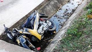 Tin tức tai nạn giao thông ngày 16/7: Lao xe máy xuống mương nước, 2 anh em tử vong