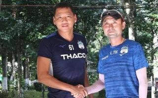 HLV Lee Tae Hoon: 'Anh Đức về HAGL sẽ giúp được nhiều cho đội bóng '