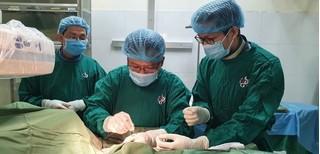 Bình Dương: Đặt thành công máy tạo nhịp tim vĩnh viễn cho bệnh nhân