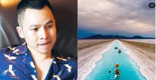 Vũ Khắc Tiệp bị 'report' tài khoản Instagram vì sử dụng ảnh 'chùa'