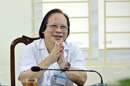 PGS.TS Nguyễn Viết Nhung, người đau đáu tâm huyết với công tác phòng chống lao
