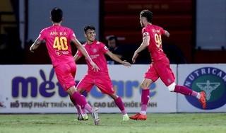 Sài Gòn FC giành một loạt giải thưởng ở V.League