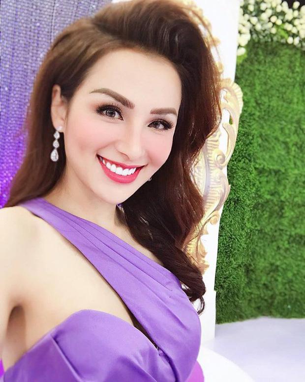 Khi được 'ngã giá đi khách' 30.000 USD Hoa hậu Diễm Hương phản ứng cực tỉnh