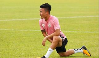 Quang Hải sẵn sàng cho trận đại chiến với Hải Phòng FC
