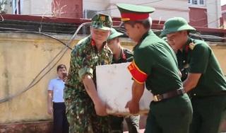 Tháo gỡ, di dời thành công quả bom ở Kho bạc Nhà nước huyện Lâm Thao
