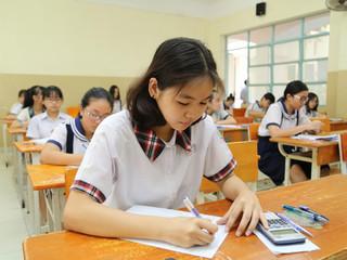 Đáp án đề thi môn Toán vào lớp 10 THPT tỉnh An Giang năm 2020
