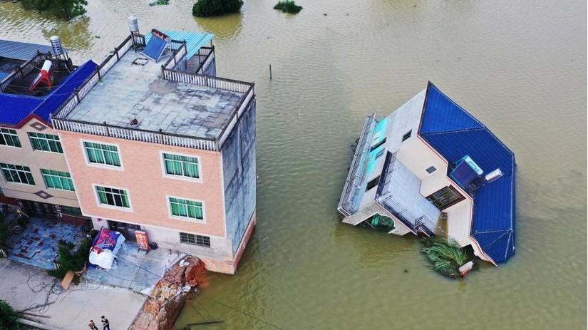 ASEAN sẵn sàng hỗ trợ Trung Quốc khắc phục hậu quả lũ lụt