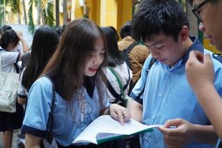 Đáp án đề thi môn Toán vào lớp 10 THPT tỉnh Phú Yên năm 2020