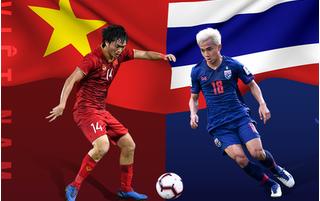 Đội tuyển Việt Nam bỏ xa Thái Lan trên BXH FIFA