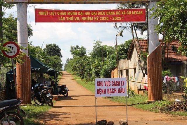 Đắk Lắk liên tục ghi nhận ca dương tính bạch hầu mới, UBND tỉnh chỉ đạo khẩn