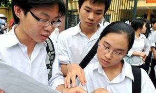 Đáp án đề thi môn Toán vào lớp 10 THPT tỉnh Thanh Hóa năm 2020