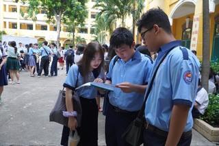 Đáp án đề thi môn Tiếng Anh vào lớp 10 THPT tỉnh Thanh Hóa năm 2020