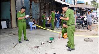 Một thanh niên ở Thanh Hóa bị 8 đối tượng truy đuổi, chém lìa cánh tay