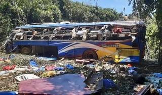 Vụ xe lao xuống vực ở Kon Tum: Một người suy đa tạng, một người liệt tứ chi
