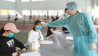 Quảng Ninh tiếp nhận thêm 28 công dân từ Nga về vào khu cách ly