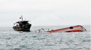 Tin tức trong ngày 17/7: Xác định được tàu hàng đâm chìm tàu cá ngư dân rồi bỏ chạy