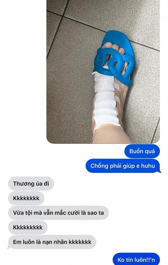 Thông báo bị thương, Hari Won nhận câu trả lời không thể phũ hơn của Trấn Thành