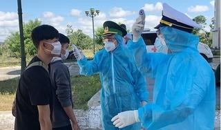 Đón 288 du học sinh Lào nhập cảnh vào Việt Nam