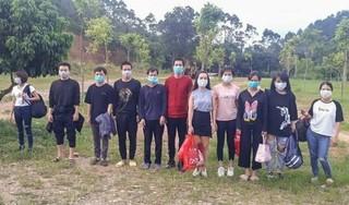 Cách ly 11 người nhập cảnh trái phép từ Trung Quốc vào Việt Nam
