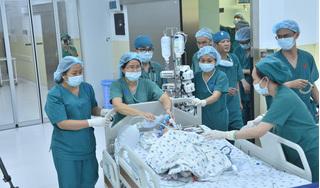Tin mới nhất về sức khỏe của cặp song sinh sau khi phẫu thuật tách rời