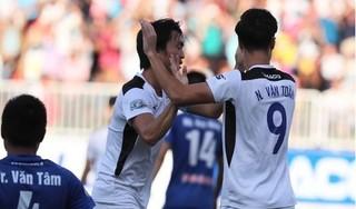 Bảng xếp hạng V.League: Bất ngờ vị trí của HAGL và DNH Nam Định