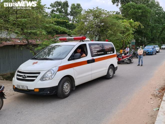 Cháy xưởng phun sơn ở Bắc Ninh, một người chết thương tâm